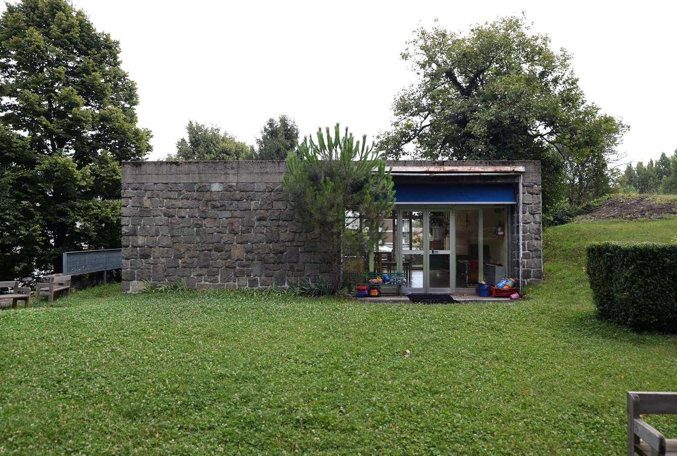 Asilo nido in borgo olivetti for Arredamento asilo nido usato