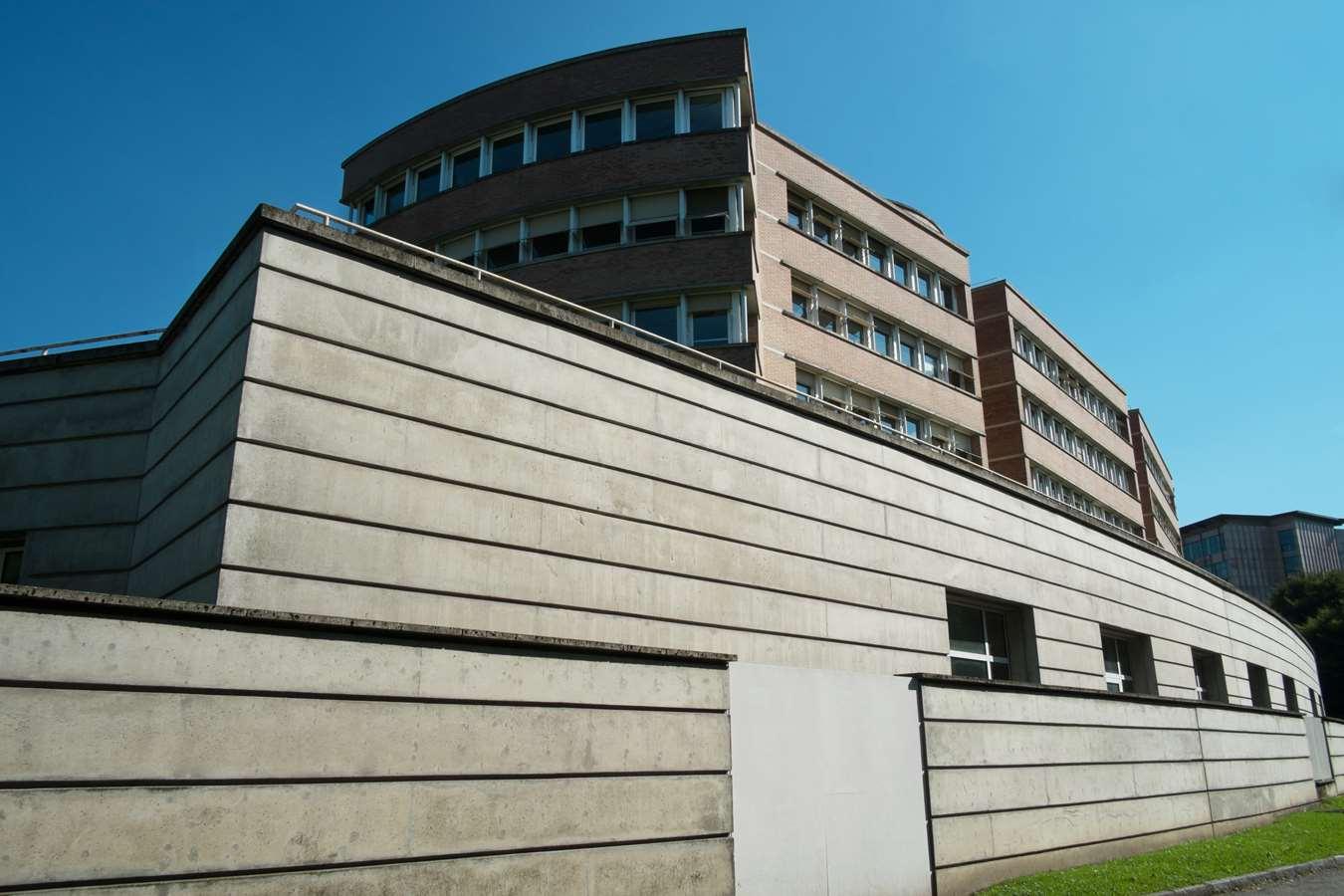 Nuovo Palazzo Uffici Olivetti